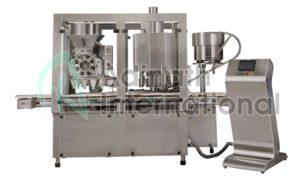 Dry Syrup Powder Filling Machine