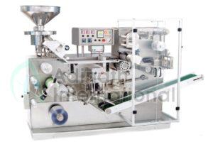 Alu PVC Blister Packing Machine