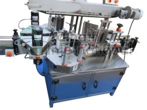 Front Back and Top Labeling Machine