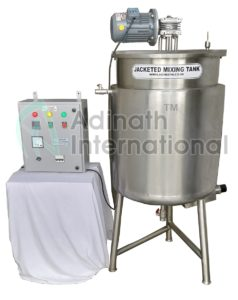 Jacketed Mixing Vessel