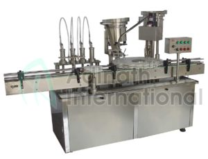 Monoblock Bottle Filling and Capping Machine