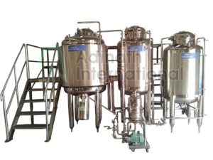 Oral Liquid Production Plant
