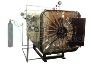 Production Scale ETO Sterilizer