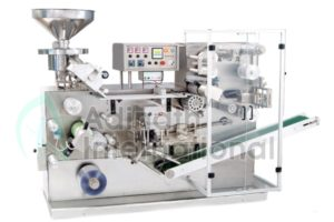 Tablet Capsule Blister Packing Machine